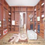Hot Sale Wooden Veneer Bedroom Walk in Closet