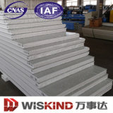Light Weight Corrugated and Flat Surface Sandwich Panel Building Material