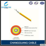 China Factory Best Selling Indoor Optical Fiber Cable Single Core Cable Armouring Fiber Optic Cable Price Per Meter