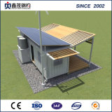 Mobile Heat Proof Modular Steel Structure Container House for Booth