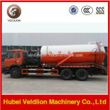 Dongfeng 6X4 Drive 20000L Sewage Suction Tanker Truck