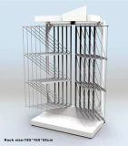 Quartz Flooring Metal Display Stand