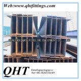 JIS 200X100mm H Beam Steel for Construction