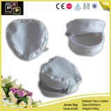 Small Simple Useful Jewelry White Bag (1255)