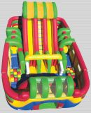 Giant Inflatable Obstacle Course for Sale, Long Inflatable Obstacle