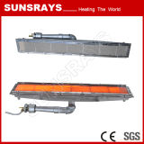 Infrared Gas Heater with Food Processing Machinery