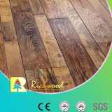 8.3mme0 HDF Embossed Hickory Waxed Edge Laminated Floor