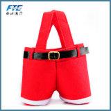 Handle Style Christmas Candy Bag