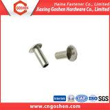 Stainless Steel Hollow Tubular Rivet, DIN660