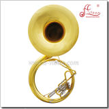 Bb Key Yellow Brass Cupronickel Piston Jinbao Sousaphone