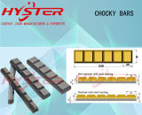 Domite White Iron Wear Chocky Bars for Ground Engaging Tools