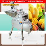 Automatic Carrots Dicing Machine by Stainless Steel/Vegetable Cuber