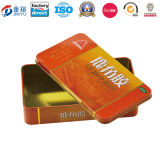 2 Decks Playing Card Display Case Tin Box