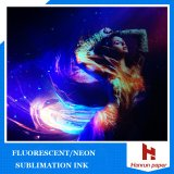 Digital Fluorescent Ink for Textile Printing on Epson/Roland/Mimaki/Mutoh