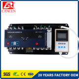 400A ATS Dual Drivers Power Supply Automatic Transfer Switching Equipment for Dz47 MCCB MCB RCCB