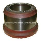 Daf Brake Drum 0395247, 386964 for Worldwide Truck Bus