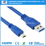 USB 3.0 a Male to Mini 10 Pin Data Charger Cable