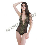 High Quality Unique Design Lace Bodysuit Underwear Embroidered Sexy Lingerie