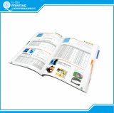 Colorful Catalogue Magazine Book Booklet Brochure Printing