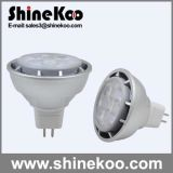 Aluminium MR16 7W LED Spotlight (SUN10-MR16-7W-H)
