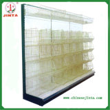 Retail Wall Shelving with Hooks (JT-A35)