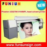 Phaeton Ud3278k 3.2m Flex Banner Solvent Printer (8 seiko 510/50pl head, 4 or 8 colors)