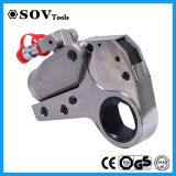 Nickel Plated Steel Hexagon Cassette Hollow Hydraulic Torque Wrench (SV41LB)