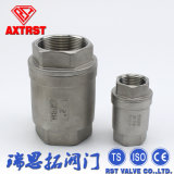Vertical One-Way Threaded Check Valve