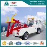 Sinotruk HOWO Crane Tow Crane 4X2 Flatbed Road Wrecker Truck