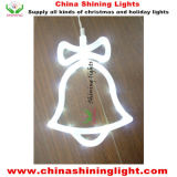 Christmas Holiday New Year Decoration Ring Bell LED Motif Lights