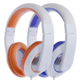 Colorful Wired Stereo Headphones with Super Bass