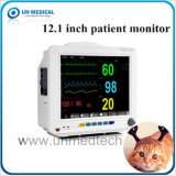 12.1 Inch Portable Vet Veterinay Patient Monitor with Multi Parameters