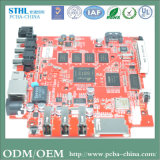 Small Printed Circuit Board FM Radio USB SD Card MP3 Player Circuit Board MP5 Circuit Board