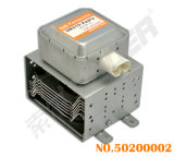 Microwave Oven Magnetron 1000W 6 Sheet 4 Hole Magnetron for Microwave Oven (50200002-Galanz-6 Sheet 4 Hole-1000W)