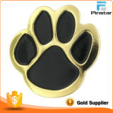 Factory Hot Sale Cheap Price Metal Paw Lapel Pins