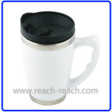 Coffee Mug, Double Wall Travel Mug (R-2287)