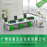 High Quality Partition Workstation Office Furniture with Steel Frame Table Leg