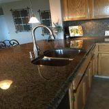 Tropical Brown Granite Kitchen Countertop/Vanitytop