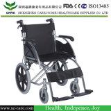 Aluminum Mini Wheelchair with Circle Armrest