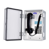 Emergency Wall Mount Telephone Kntech Public Security Phone Knsp-22