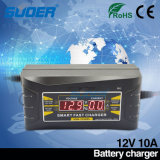 Suoer LCD Display Universal Battery Charger 12 Volt Battery Charger (SON-1210D+)