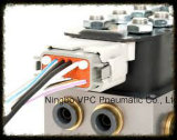 Airride Suspension Manifold Valve Block 1/2 NPT Bag Control Fbss 250psi Max W/7-Switch