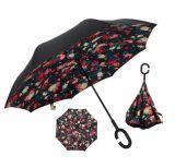 Custom Print Manual Folding Umbrellas