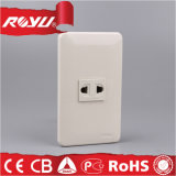 Saudi Arabia Saso Approved Bell Push Outlet Socket