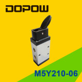 M5y210-06 Latching Manual Mechanical Valve 2 Position 5 Way