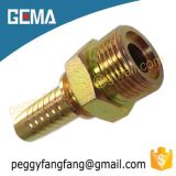 10311 O-Ring Metric Male Forged Brass Connector