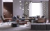 Italian Modern Style Fabric Sectional Sofa Set (CX7001)