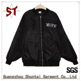 Top Custom Made Fashion Embroidery Leisure Jacket, Baseball Jackets