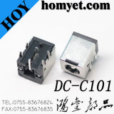 High quality 10A High-Current DIP Type DC Female Connector DC Power Jack