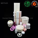 Custom High Purity 95-99.9% Alumina Ceramic Tube Plate Rod Alumina Ceramic Component Part